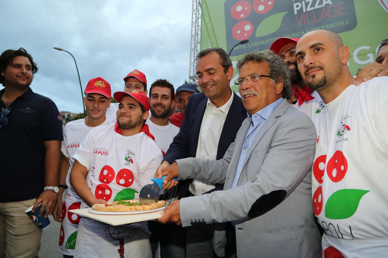 Torna a Napoli il Pizza Village, la manifestazione si presenterà anche negli Usa e ad Expo