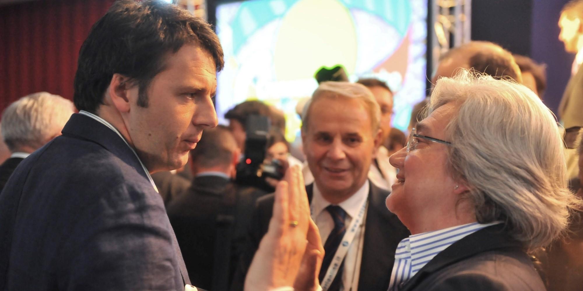 Dopo le polemiche con De Luca, Rosi Bindi a Napoli per la due giorni dell'antimafia
