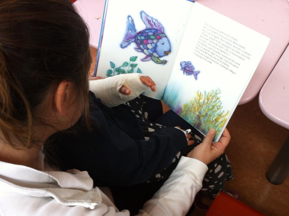 """""""Alfredo Pisacane"""", ecco la biblioteca per le bambine e i bambini inaugurata al Policlinico Federiciano"""