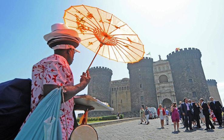 Arriva Flegetonte: caldo africano, sole e afa in aumento