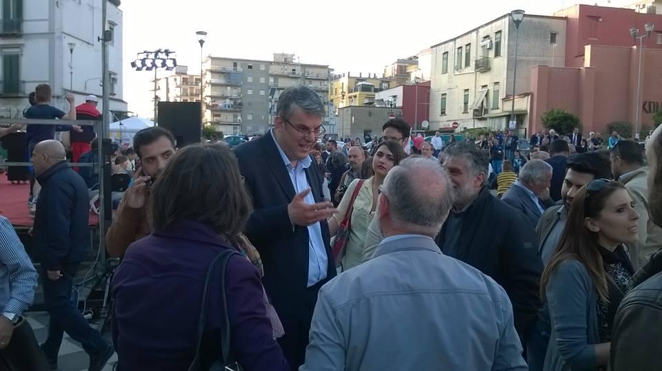 Senza Giunta e col vento in poppa, Giorgio Zinno rivoluziona la città di San Giorgio a Cremano