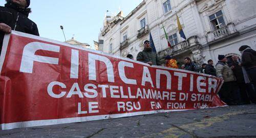 Chiedevano tangenti alle ditte, arrestati sindacalisti e dipendenti Fincantieri