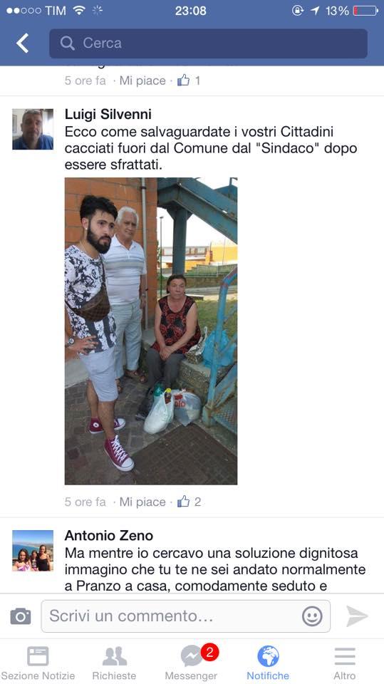 Un'intera famiglia a Massa di Somma finisce in strada, trovata situazione temporanea in un albergo locale