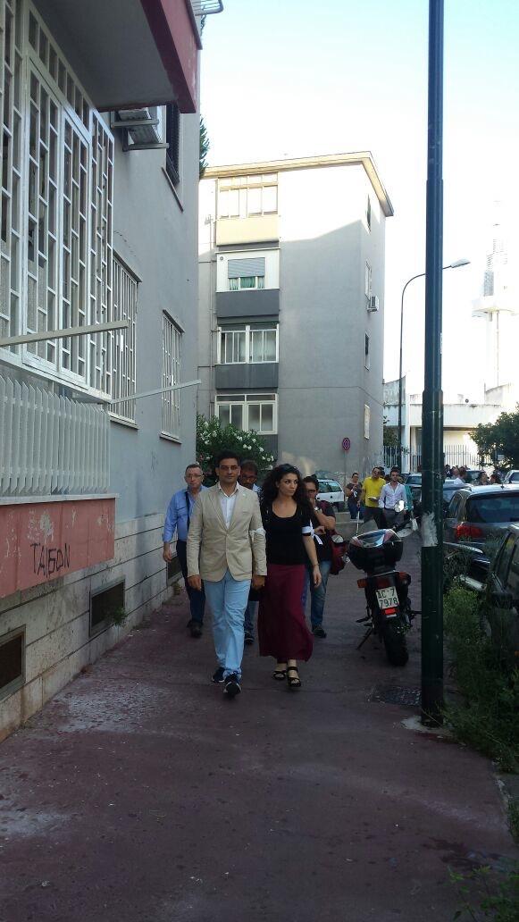 """Un anno dopo Portici saluta il suo """"eroe normale"""": Mariano Bottari, vittima innocente della criminalità"""