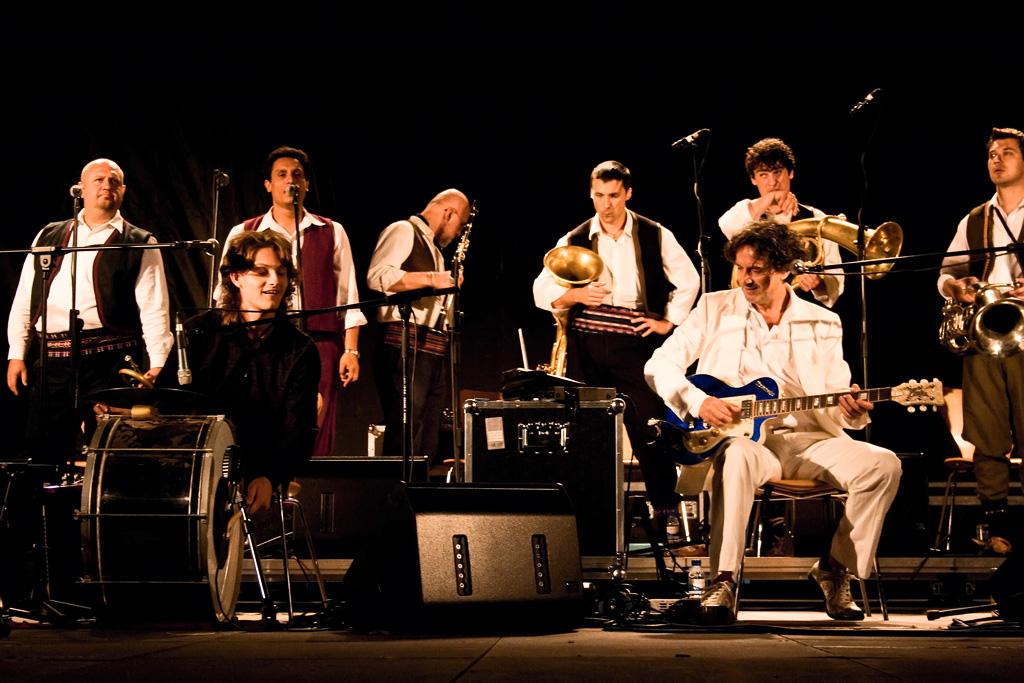 20 anni di Pomigliano Jazz Festival, si parte il 29 agosto con Bobo Stenson e si chiude con Goran Bregovic con la Wedding & Funeral Orchestra il 13 settembre