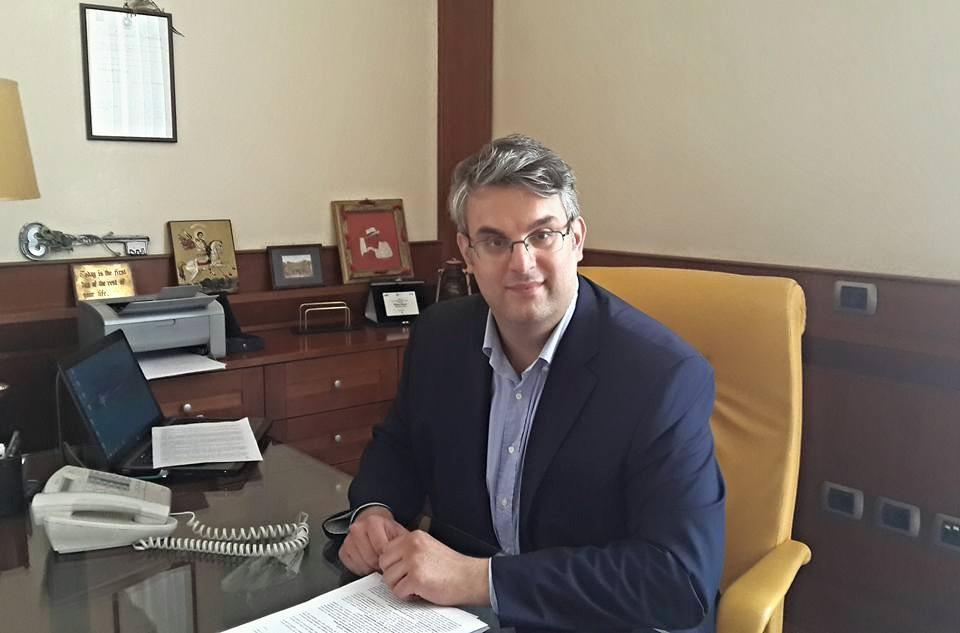 San Giorgio a Cremano. Il sindaco Zinno incontra il nuovo dirigente del commissariato