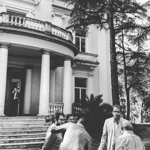 Portici. Alla riapertura della vecchia villa del boss invitato il cast della serie tv Gomorra