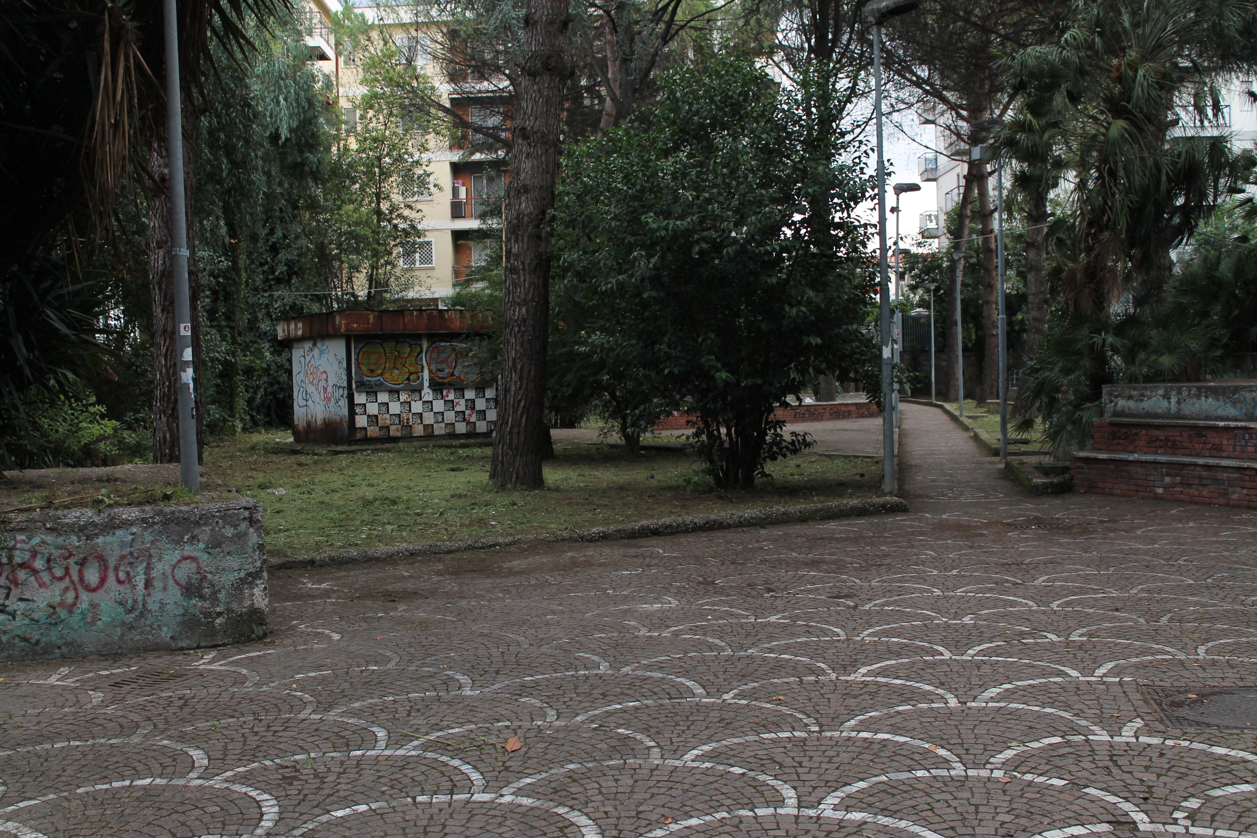 Al via i lavori di pulizia del parco Vittorio Bachelet di Pomigliano
