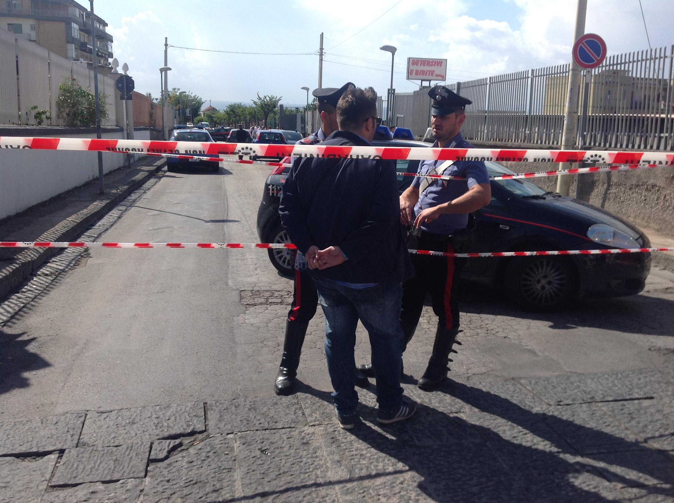 Faida di Camorra a Ercolano :  confessa uno dei mandanti dell'omicidio di Giorgio Battaglia