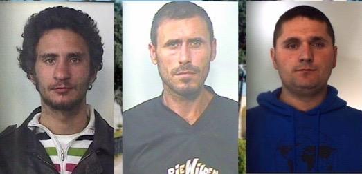 Arrestati i delinquenti accusati del raid al Cimitero di Pollena Trocchia. Finiscono ai domiciliari