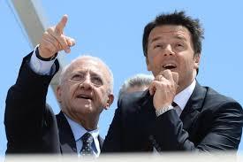 """Il Premier Renzi: """"450 milioni per rimuovere le ecoballe. Io sono con il Presidente De Luca"""""""
