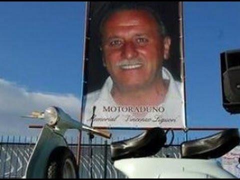 """V Motoraduno Memorial """"Vincenzo Liguori"""", il  rombo dei motori per ricordare una vittima innocente di criminalità"""