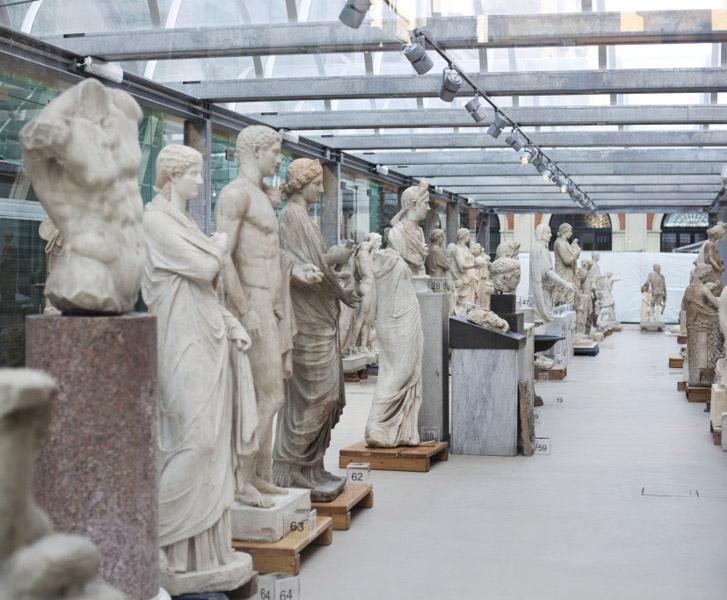 """I """"Beni invisibili"""" al Museo Archeologico di Napoli"""