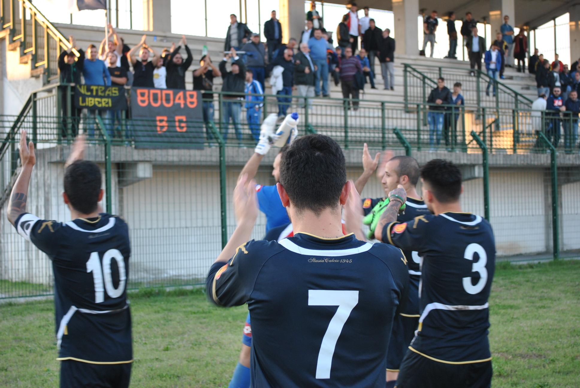 Buon pareggio per lo Stasia Calcio contro l'Hermes Casagiove: la soddisfazione del tecnico Michele Sacco e del dg Borzacchiello