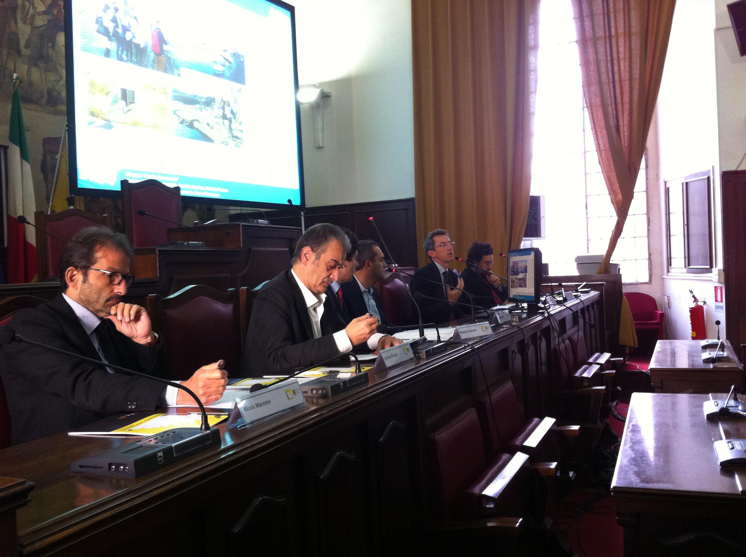 Costa metropolitana di Napoli: MARE, MEMORIA E INNOVAZIONE