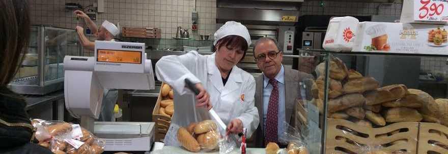 Michele Piccolo mantiene la promessa: la vedova di Anatoliy Korol lavora nei Supermercati