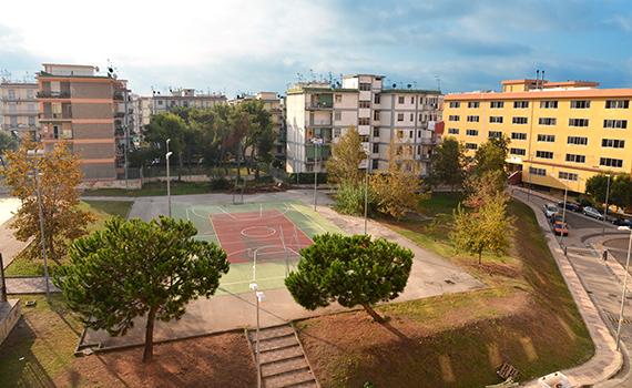 Portici: Comune e Città Metropolitana all'opera per la manutenzione ordinaria di alcuni istituti del territorio