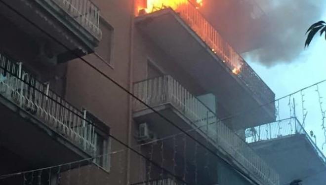 """Incendio di Natale. Parla il proprietario dell'appartamento in fiamme: """"Provvederò all'integrale ristrutturazione dell'appartamento"""""""