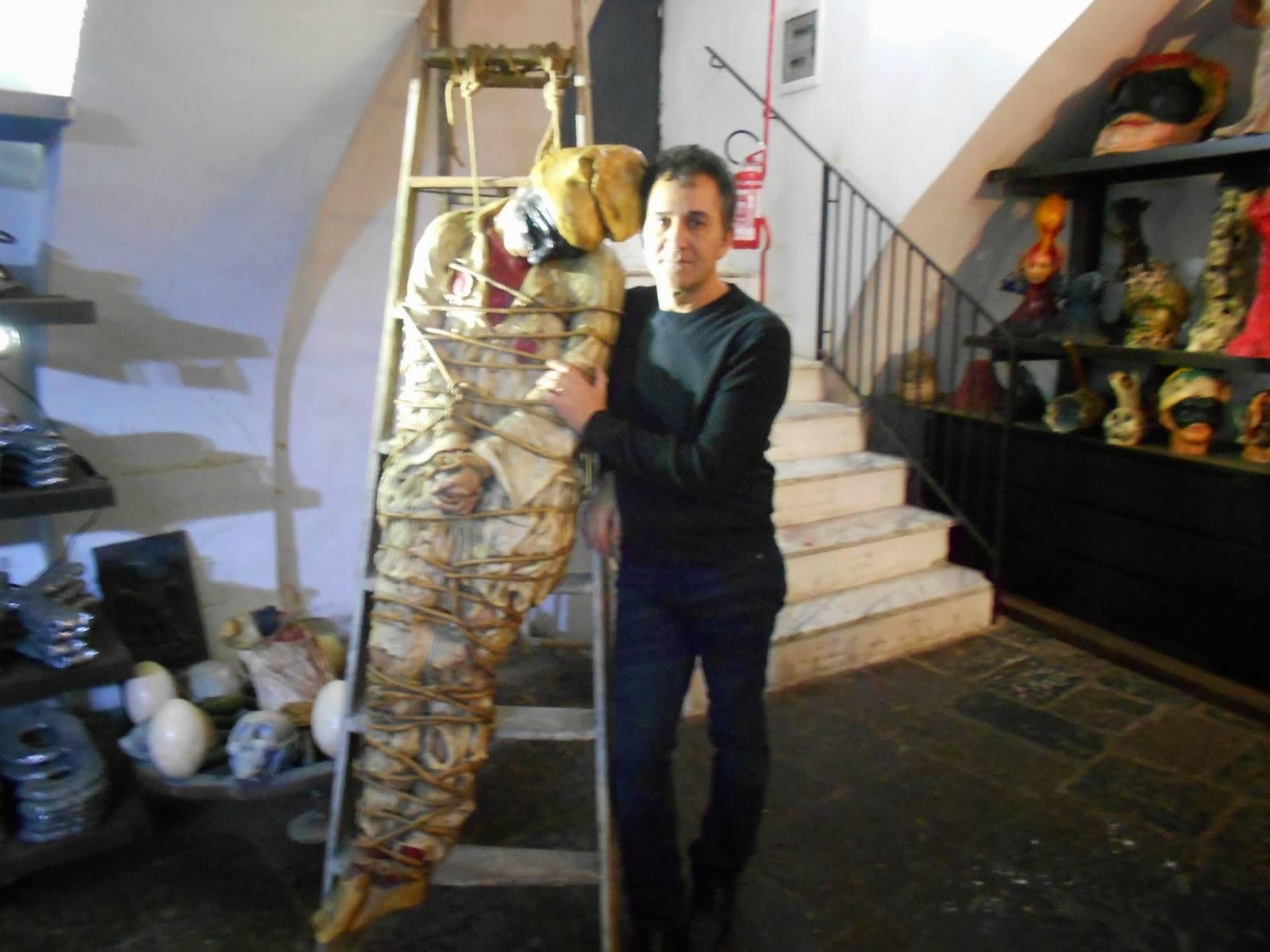 """Pulcinella bene Unesco, parte la candidatura della """"maschera"""" a patrimonio dell'umanità"""