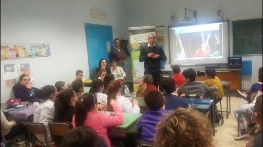 A Portici, Anter educa gli alunni del Don Peppe Diana alla cura dell'Ambiente.