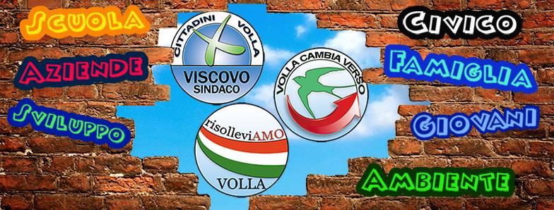 Presentazione ufficiale del candidato a Sindaco Andrea Viscovo