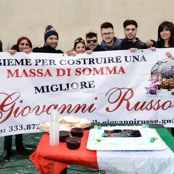 """VERSO IL VOTO A MASSA DI SOMMA- Parla Giovanni Russo:""""Non vedo il perchè il PD non debba accettare una mia candidatura""""."""