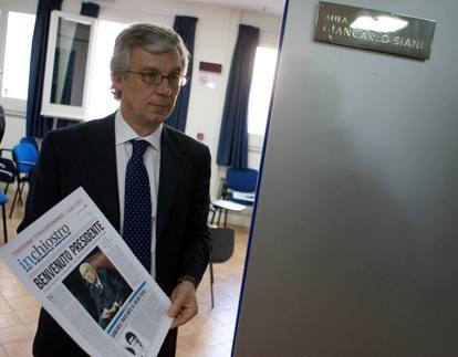 Paolo Siani, il fratello di Giancarlo interviene sull'intervista di Vespa al figlio del boss della mafia Totò Riina