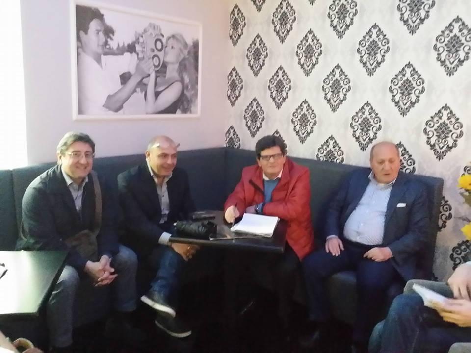 Giovanni Leone, il nuovo candidato a Sindaco di Sel per Volla