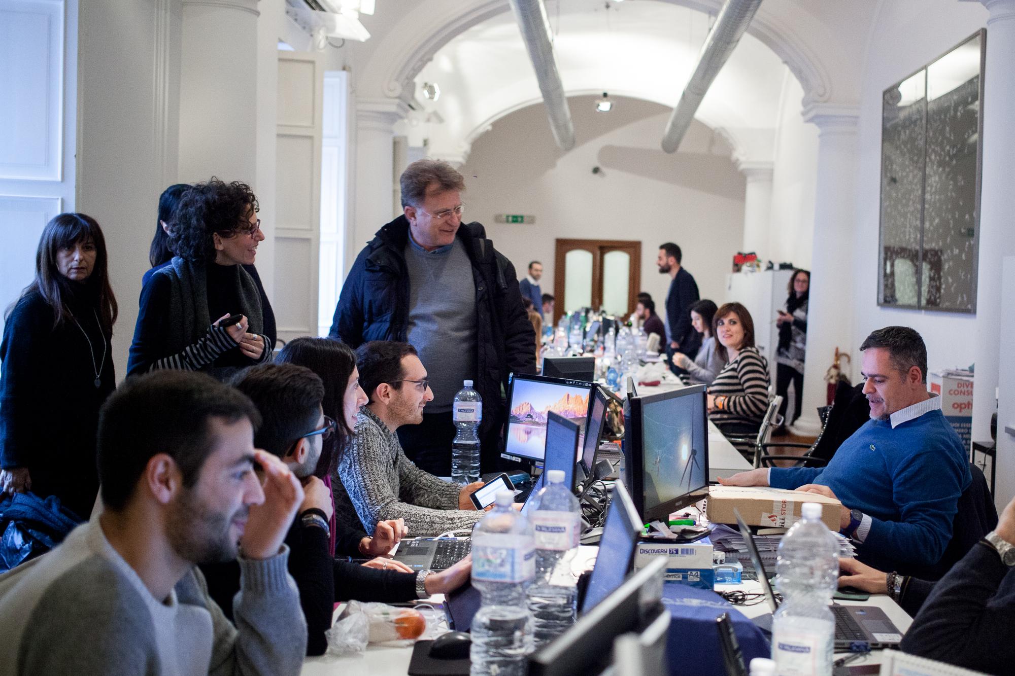 Optima Italia all'Università Federico II: l'azienda, la comunicazione, il brand con Antonio Pirpan e Red Ronnie