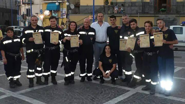 FireFox, gli angeli della Protezione Civile di Pollena Trocchia compiono 25 anni