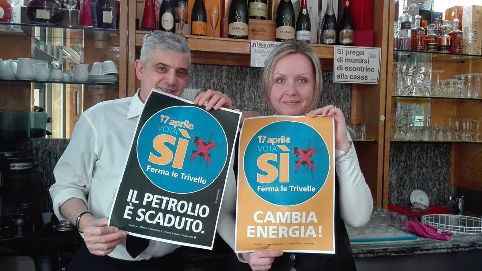 #NoTriv a San Sebastiano i cittadini ci mettono la faccia