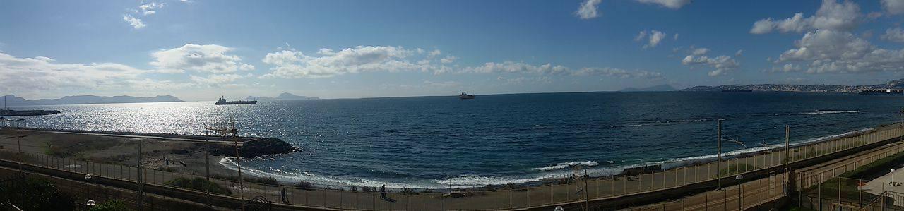 Lungomare di Portici: spiagge riaperte e messe in sicurezza. E intanto una legge (dalle tante zone d'ombra) fa tornare balneabile il mare.