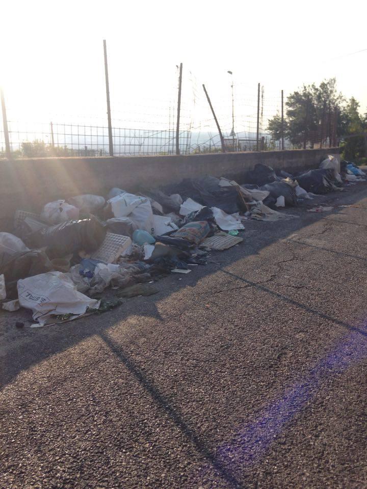 """Discariche abusive a San Vito: L'associazione """"Giovani per il territorio"""" chiede maggiori controlli"""