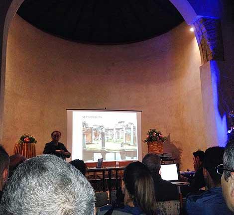 Nell'ex Convento di Santo Spirito a Nola, la Fondazione Siebenarchi organizza la nona edizione del Maggio dell'Architettura