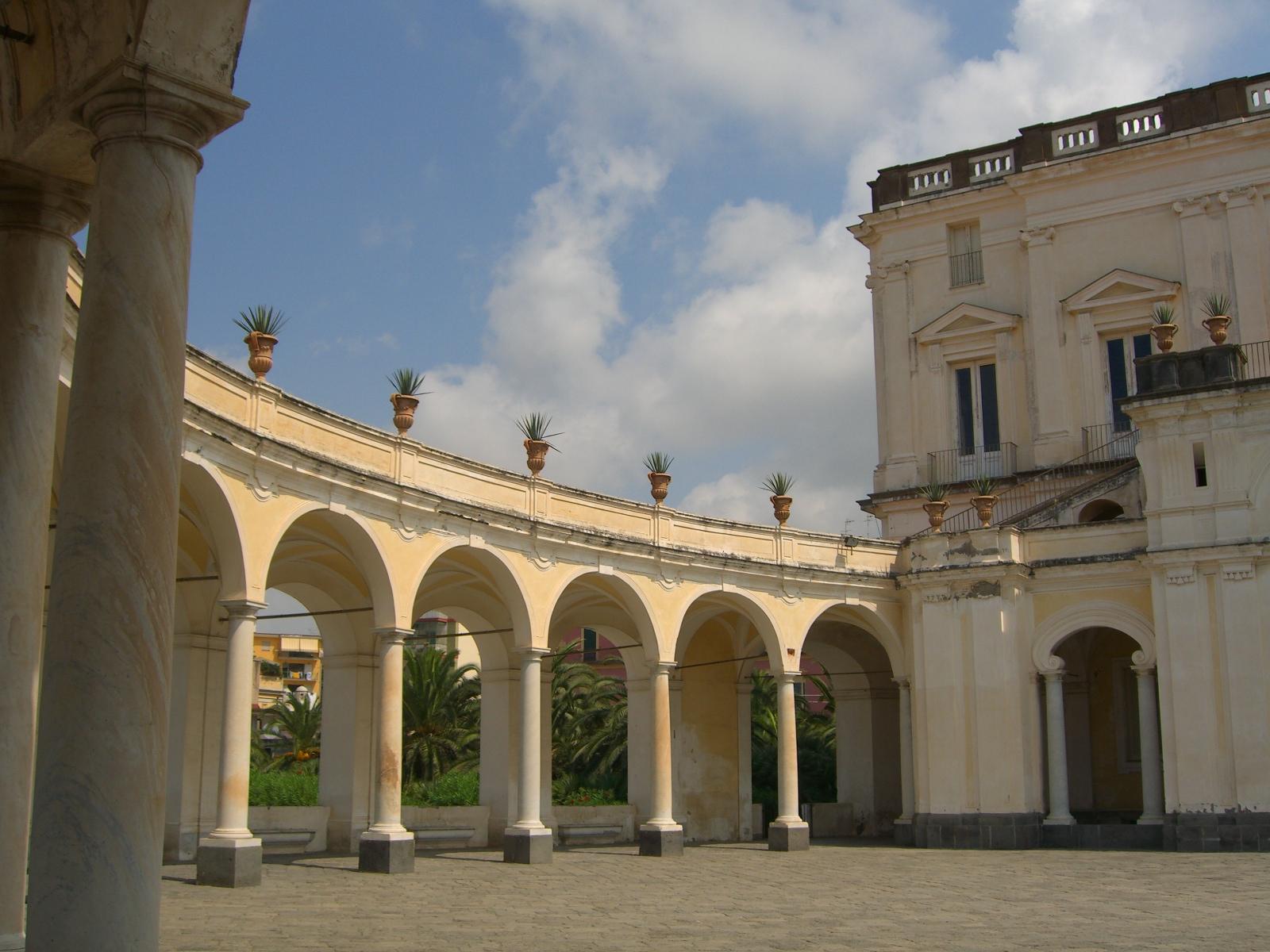 """Ercolano: """"Il Territorio vesuviano"""" – Incontri e seminari a cura della Fondazione Ente Ville Vesuviane"""