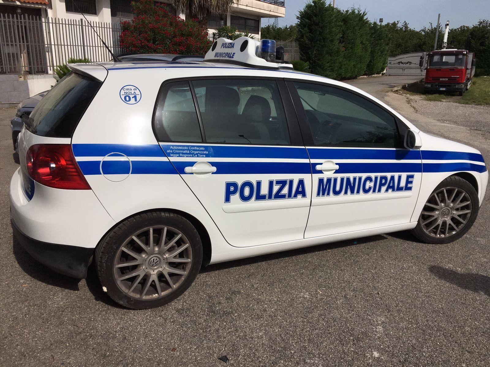 """L'auto confiscata al clan si trasforma in auto della legalità: un altro successo del """"Mastino"""" Maiello"""