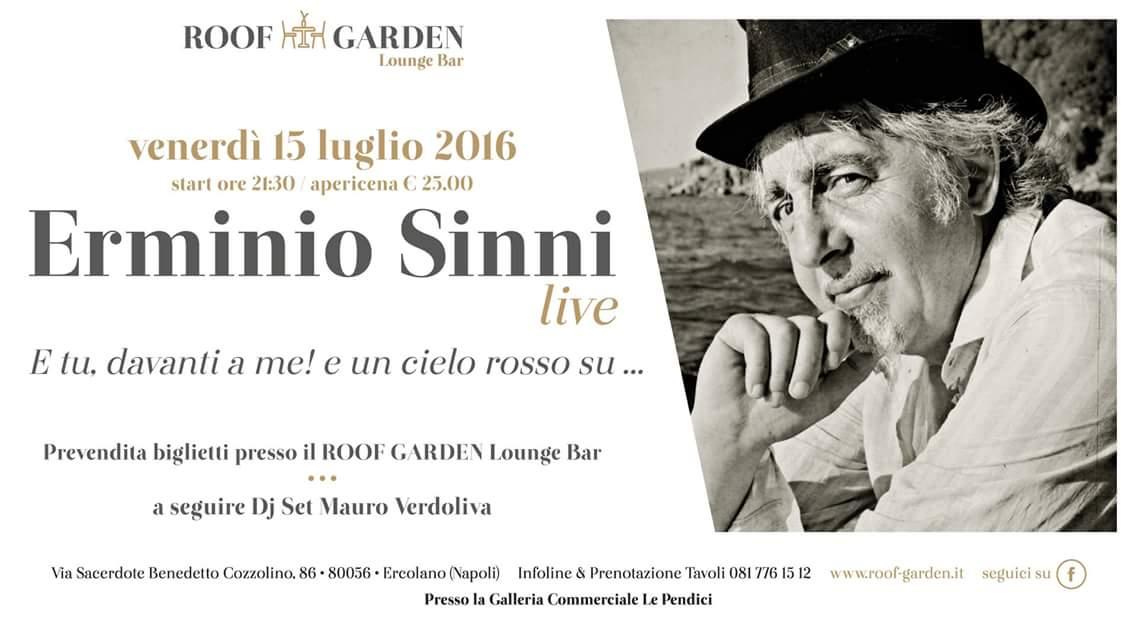 Erminio sinni l 39 ora vesuviana for Gardening classes near me