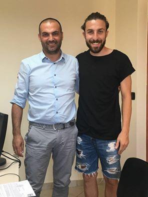 Pomigliano calcio – Avvenuto l'ingaggio del calciatore Paolo Lomasto: il campione già in sintonia con tutta la squadra