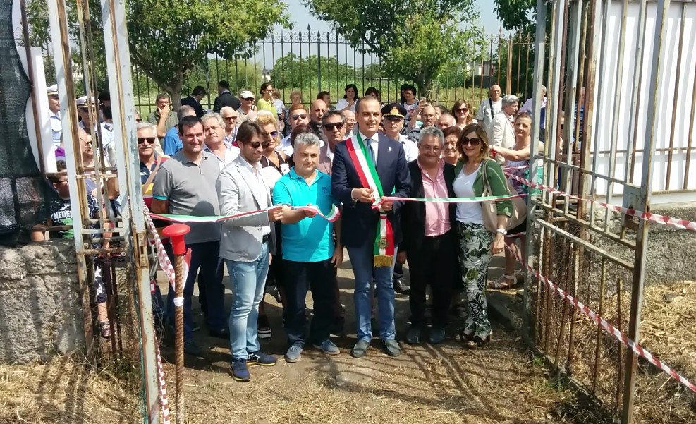 """Dopo trent'anni partono i lavori per il nuovo cimitero a Pollena Trocchia, la soddisfazione del sindaco Pinto """"Ce l'abbiamo fatta. Nonostante le difficoltà, gli intoppi, la burocrazia"""""""