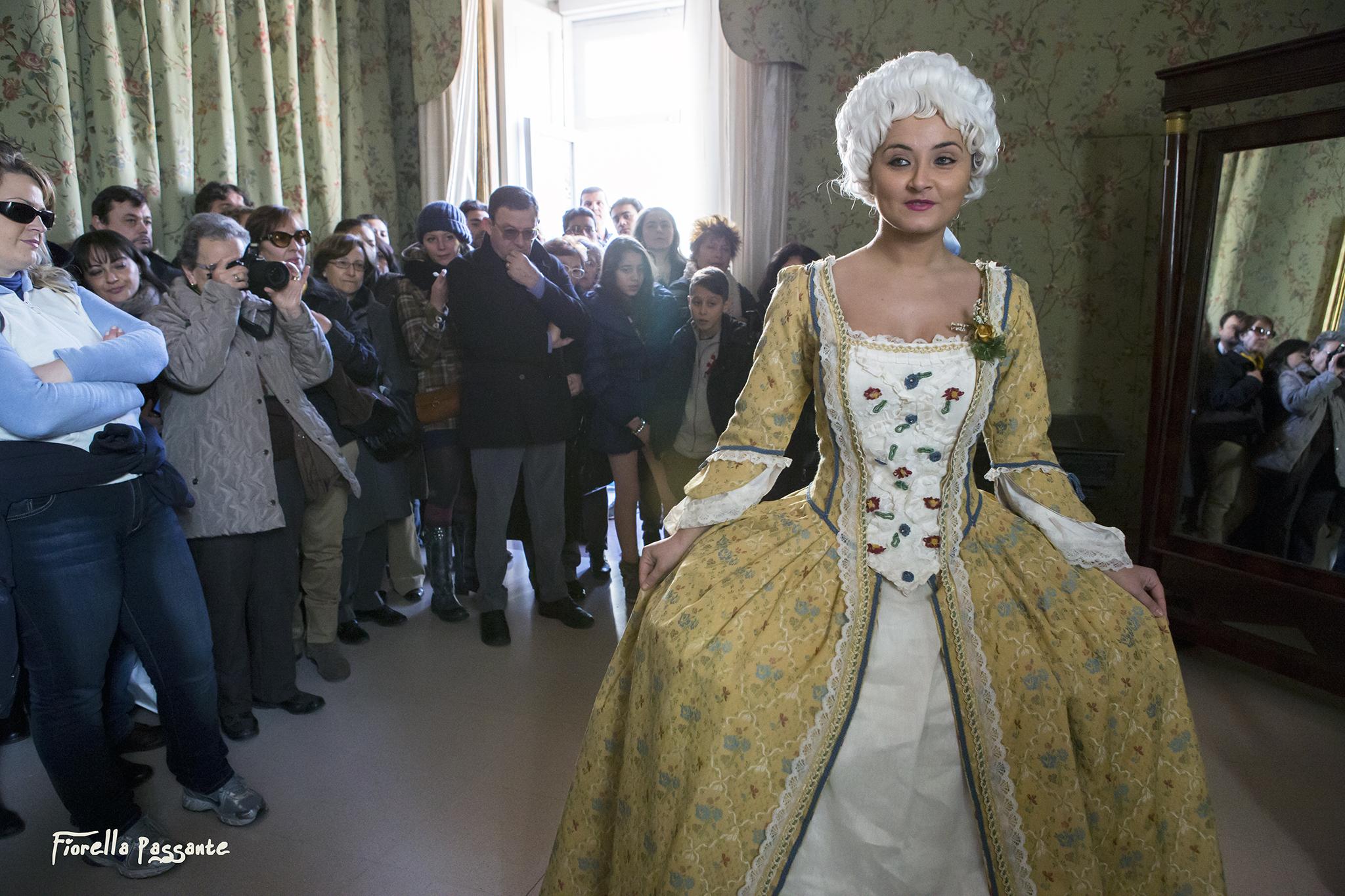 """Un viaggio nel settecento a Villa Bruno: in scena Due """"Ferdinandi"""" alla corte dei Borbone"""