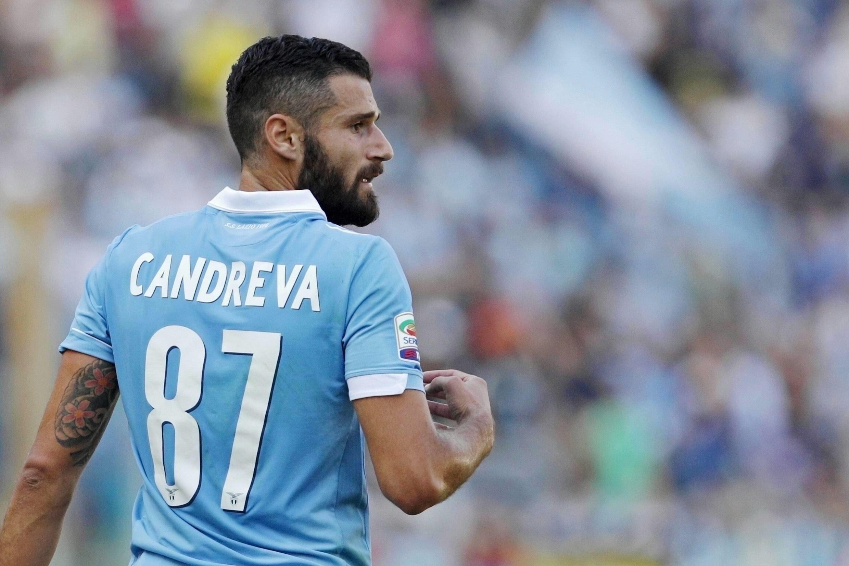 Il Napoli offre 24 milioni per Candreva, De Laurentiis punta sul biancoceleste e supera l'offerta dell'Inter