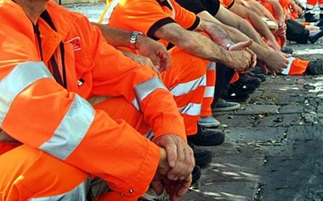 Sciopero nazionale dei netturbini, a Ercolano divieto assoluto  di conferimento rifiuti dal 9 al 12 luglio