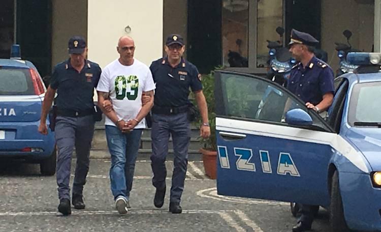 Accusati di aver ammazzato per errore Vincenzo Cardone, in manette  Sebastiano Tutti, ex primula rossa del clan Falanga e Antonio Scognamiglio detto a mulignana