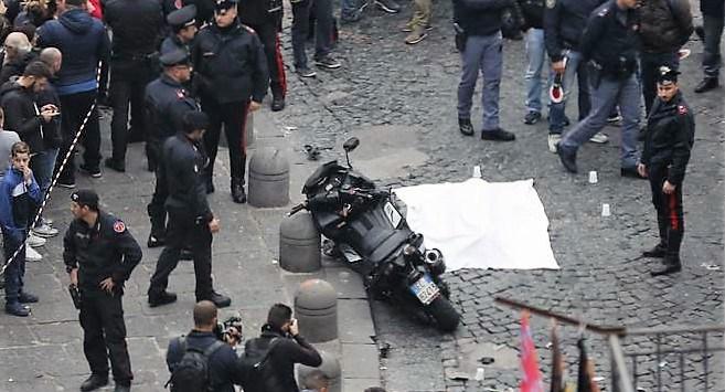 Boss ucciso nel 2015 alla Sanità, 3 arresti della POLIZIA grazie alle rivelazioni dei pentiti