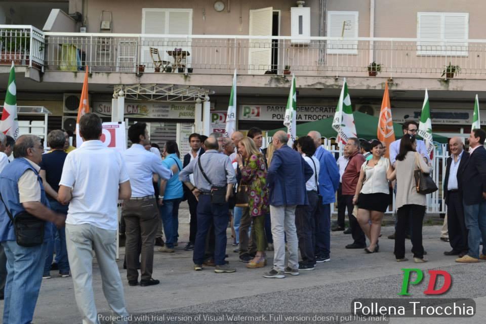 """Nasce anche a Pollena Trocchia il comitato cittadino per il """"SI"""" al Referendum Costituzionale"""