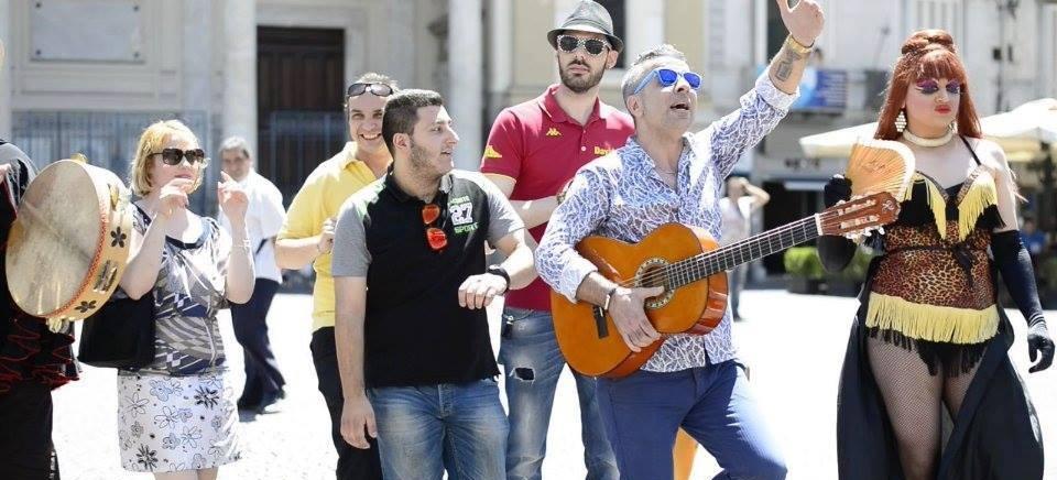 """""""La Corrida"""" #AllaRicercaDiNuoviTalenti, riparte il format di Davide Napoletano e Antonio Manganiello"""
