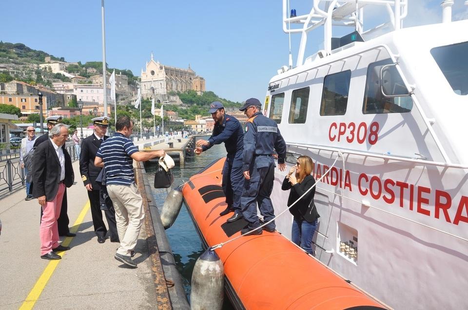Trovato il corpo di Giulio Oliviero: era a bordo del peschereccio affondato il 20 aprile scorso al largo di Gaeta