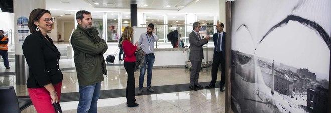 Slot creative Hub: le foto di Mimmo Jodice in mostra all'aeroporto di Napoli
