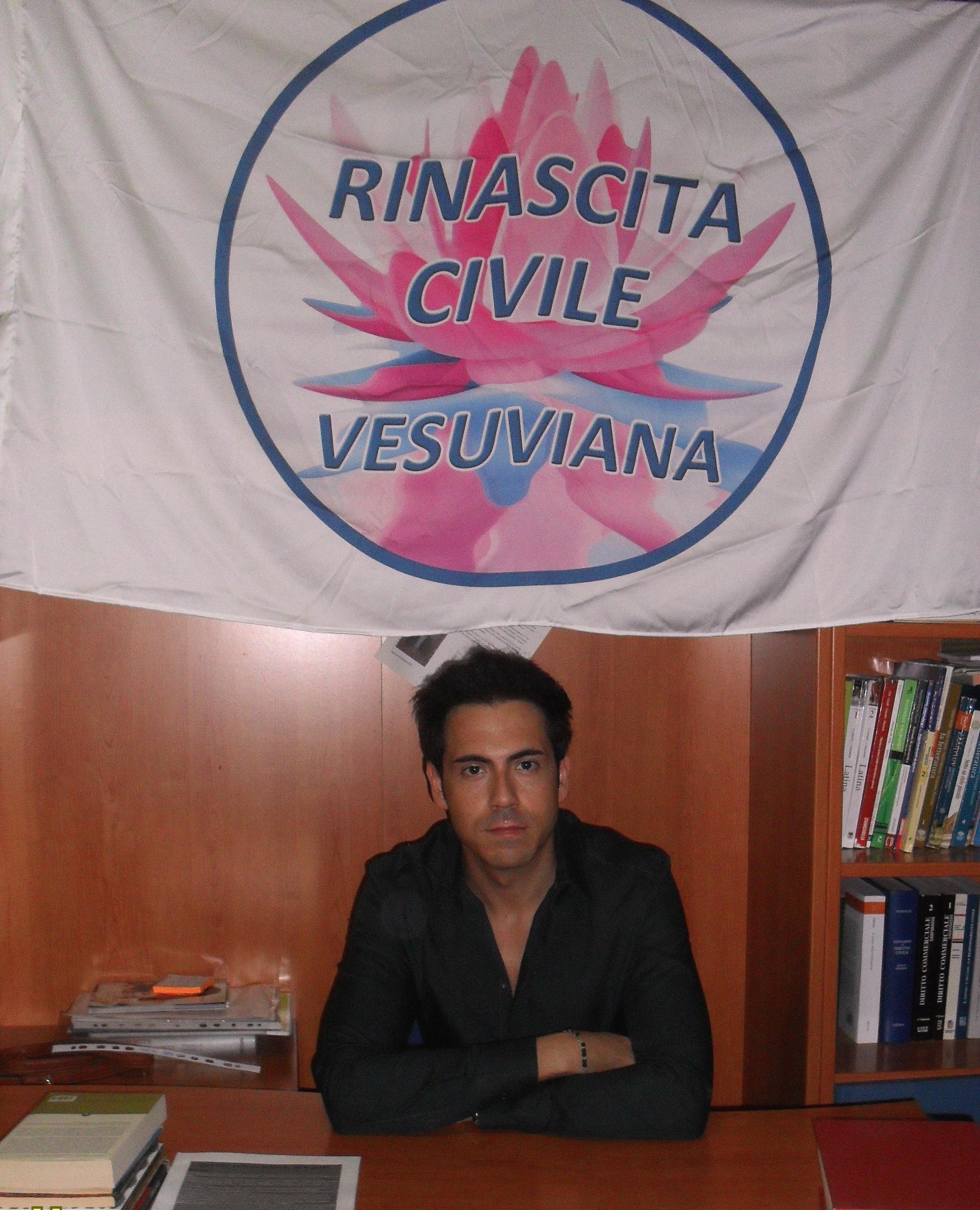 Rinascita Civile Vesuviana scende in campo a sostegno del No al prossimo referendum costituzionale del 4 Dicembre