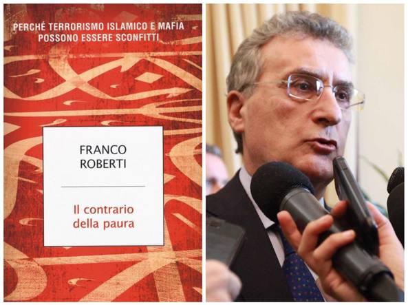 """Venerdì a Ercolano il Procuratore Nazionale Antimafia per la presentazione del libro """"Il Contrario della Paura"""""""